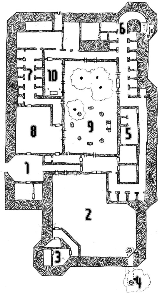 Savage Worlds Adventure for Necropolis: Outpost CVIII, please come in. (2/5)