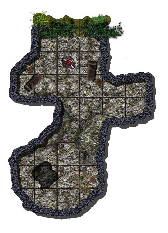 GEN_Battlemap_Roadsidecave_200pxSQ