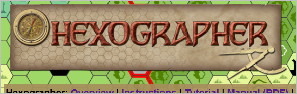 RPG Software Part 1 – Hexographer – Chaosmeister Games