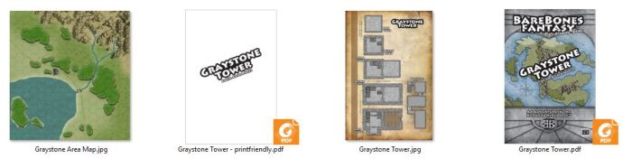 GraystoneContents