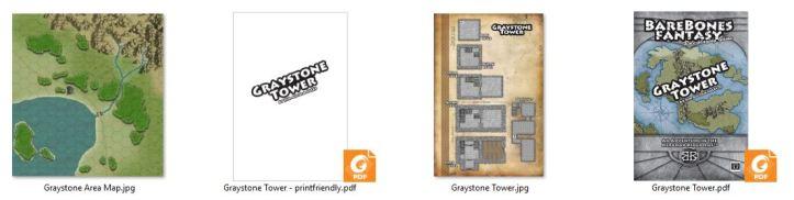 GraystoneContents