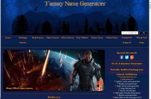 fantasynamegenerators